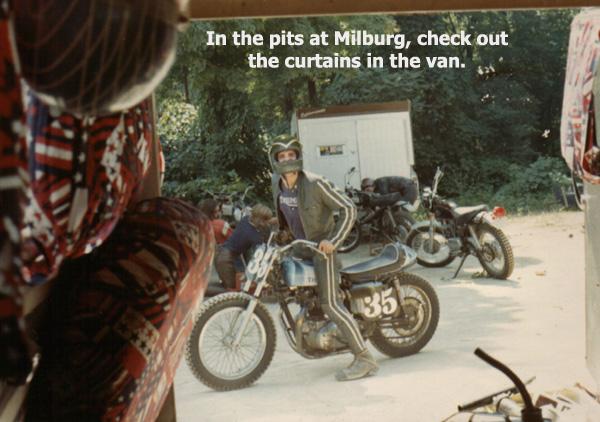 steve eklund motorcycle racer